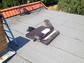 Regel #1: Lass nix auf dem Dach zurück...