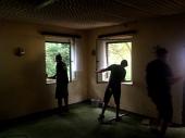 nachdem putzen stellten sich bestimmte Wände als Fenster heraus...