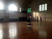 halle rollerderby