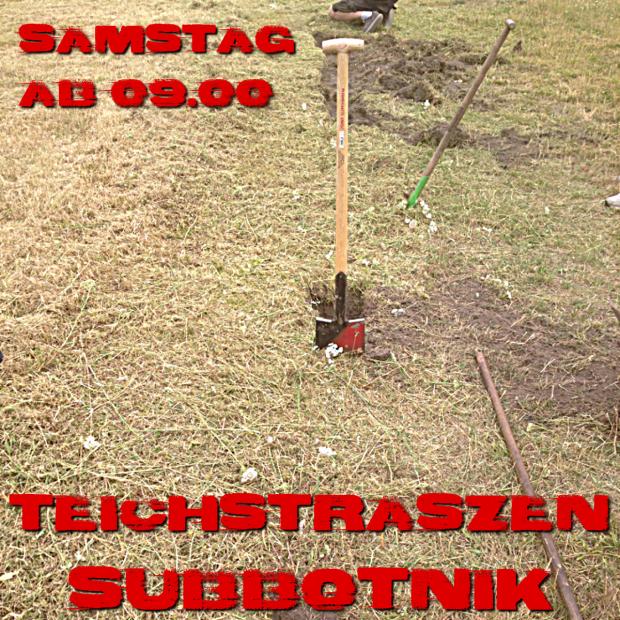 subbotnik aufruf