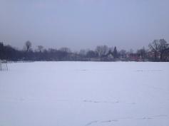schneeee, so weit das auge reicht