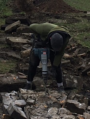 11 Kilo Bohrhammer